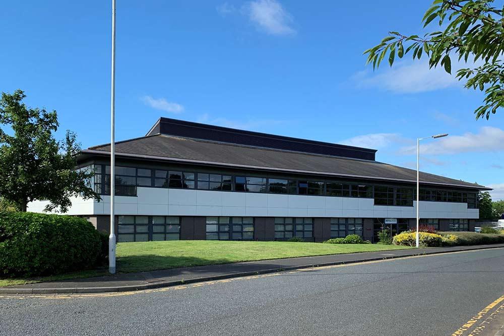 Mistral House Silverlink Business Park